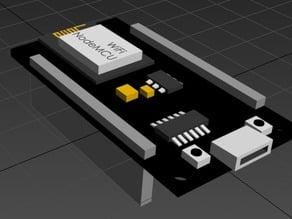NodeMCU DEVKIT 1.0 ESP8266