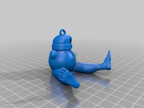 Kirby Ornament Monstrosity