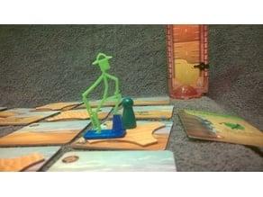 Explorer game piece