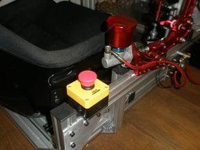 OSW ESTOP Mounting Plate for Simracingbay Simucube