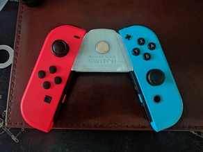 Joycon Grip Mini [Magnetic] (Easy to print)