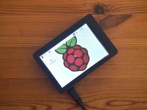 Raspberry Pi Display Case