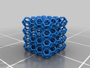 Truncated Dodecahedron 4 X 4 X 4 - fixed stl