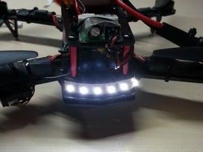 LED Strip Holder for ZMR250 Frame
