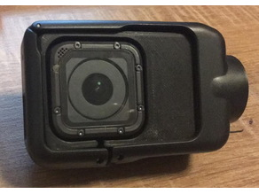 GoPro Session Karma grip adapter