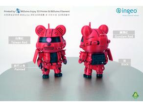 MOBILE SUIT GUNDAM / 薩克Ⅱ(ザクII/ZakuⅡ)/きどうせんしガンダム