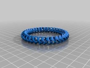 Interlocked Bracelet