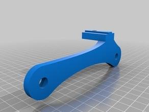 Spool holder for i3 mk2-X