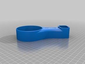 echo dot wall mount (1st gen)