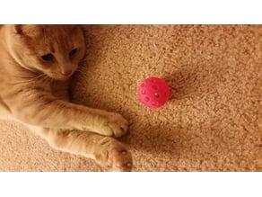 Cat Toy - Bell Inside Ball