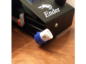Ender 3 USB Holder remix