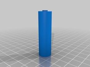 Model of AA battery