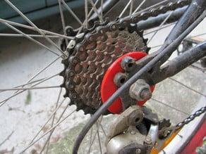 Kettenschutzscheibe Mountainbike