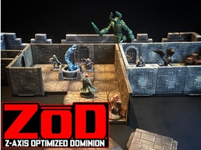 Z.O.D. Terrain Tiles (Core Set)