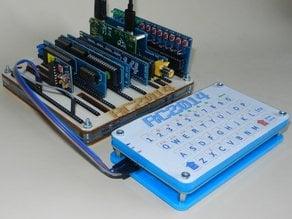 RC2014 Universal Keyboard Enclosure