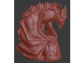 Gloomhaven Monster: Elder Drake