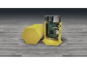 Beekee box (Raspberry Pi 3 + Zero case)