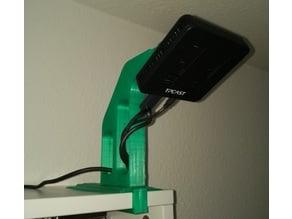 HTC Vive TPCast shelf mount for TX transmitter