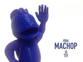 #066 - Machop