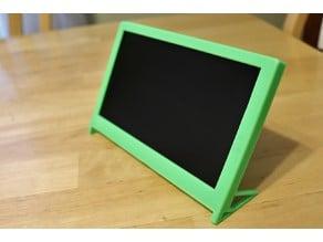 """Raspberry Pi 7"""" LCD case for DPI"""