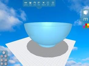 Morphi bowl