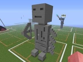 Minecraft Villain