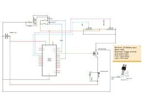 Pneumatic Airsoft engine
