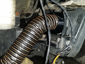 Brake Cooling Ducts Air Intake for BMW vehicles