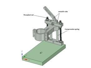 Precision PCB Drill Stand