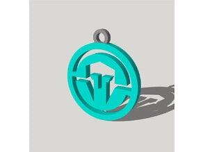 Immortals Esports Logo Charm v1