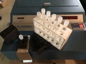 Test Tube Rack Generator