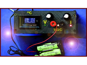 Tiny battery charger, adjustable 5A