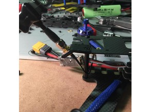 45 Degree angle pigtail mount - UNIVERSAL