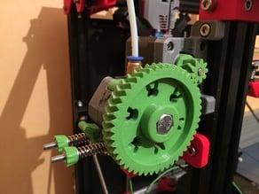 Bowden Geared Extruder