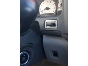 Mitsubishi immobilizer car key coil extender