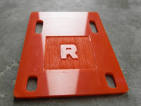 Real Art Brand Skateboard Riser Pad