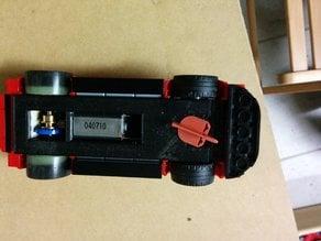 Lego Speed Champions LaFerrari Slotcar Chassis