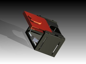 Magic Card Box - Secret compartment