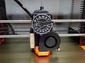 Planet Express Extruder Visualizer