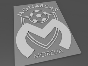 Liga MX - Morelia - easy print