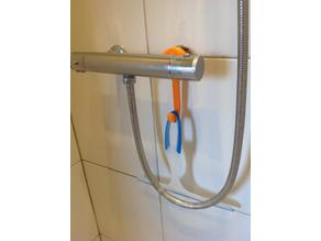 Shower hook