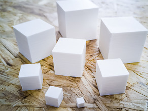 Calibration Cube Collection