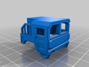 1/87 Truck Cab