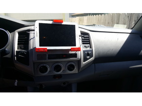 Car Tablet Holder Samsung Note 8 (and others)