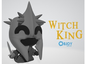 Witch King Figure - by Objoy Creation