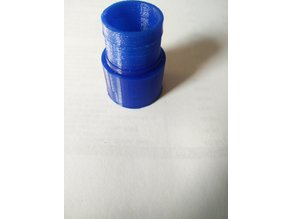 Pump adapter for NRS B7 Leafield Raft Valve