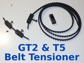 Belt Tensioner - GT2 & T5