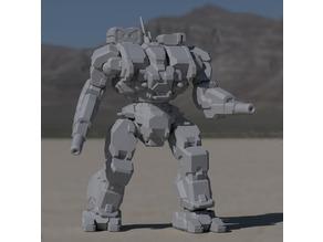 WHM-6R Warhammer for Battletech