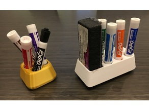 Whiteboard Marker Holders