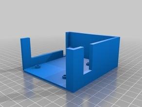 Simple electronics box for B9Creator